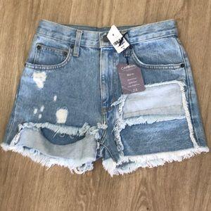 New 🎈Carmar high waist LF denim shorts